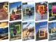 Colectia de 10 ghiduri turistice de la Adevarul ~~ Iulie 2015 ~~ Pret pachet: 9 lei