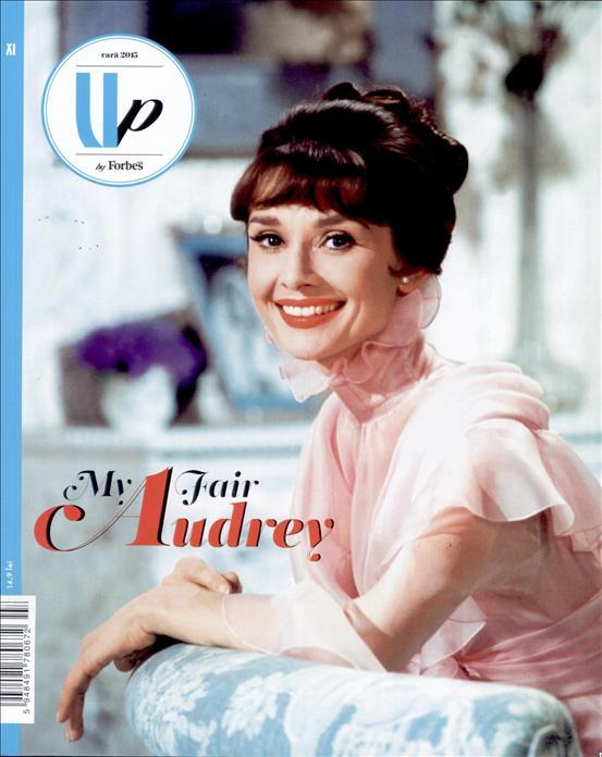 UP by Forbes Romania ~~ My fair Audrey ~~ Vara 2015