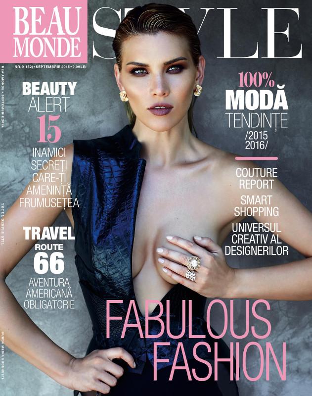 Beau Monde Style ~~ Fabulous Fashion ~~ Septembrie 2015