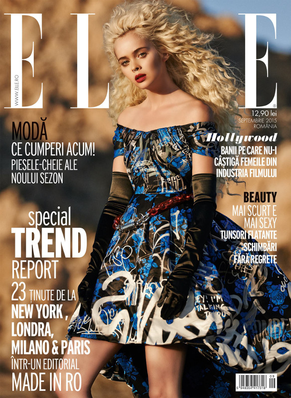 ELLE Romania ~~ Special trend report ~~ Septembrie 2015