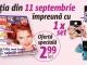 Promo pentru inserturile Meli Melo ale revistei Click pentru femei din 11 Septembrie 2015 ~~ Pret: 3 lei