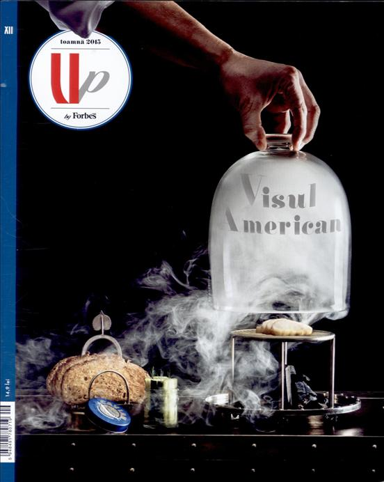 UP by Forbes Romania ~~ Visul american ~~ Toamna, 2015