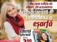 Promo pentru esarfele oferite cadou in revista Click pentru femei, din 30 Octombrie 2015 ~~ Pret: 4 lei