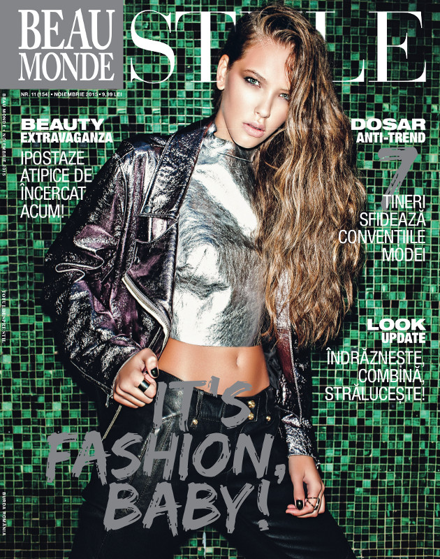 Beau Monde Style ~~ Noiembrie 2015