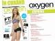 Oxygen Magazine Romania ~~ Coperta: Alicia Marie ~~ Noiembrie-Decembrie 2015