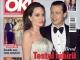 OK! Magazine Romania ~~ Cover story: Angelina Jolie si Brad Pitt ~~ VIP Files: Kirk & Michael Douglas ~~ 26 Noiembrie 2015 ~~ Pret: 5 lei