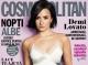 Cosmopolitan Romania ~~ Coperta: Demi Lovato ~~ Decembrie 2015