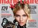 Marie Claire Romania ~~ Coperta: Sienna Miller ~~ Decembrie 2015 - Ianuarie 2016