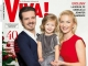 VIVA! Romania ~~ Coperta: Mihai Petre si familia ~~ Decembrie 2015
