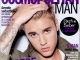 Cosmo MAN ~~ Coperta: Justin Bieber ~~ Toamna-Iarna 2015 ~~ Pret: 9 lei