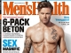 Men's Health Romania ~~ Coperta: Nick Youngquest ~~ Martie 2015 ~~ Pret: 11 lei