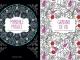 Carti de colorat: Mandale magice si Gradina de vis ~~ Pret: 15 lei/bucata ~~ Februarie 2016