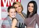 Revista VIVA! ~~ Coperta: Andreea Esca ~~ Martie 2016