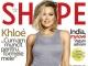 SHAPE ~~ Coperta: Khloé Kardashian ~~ Mai 2016