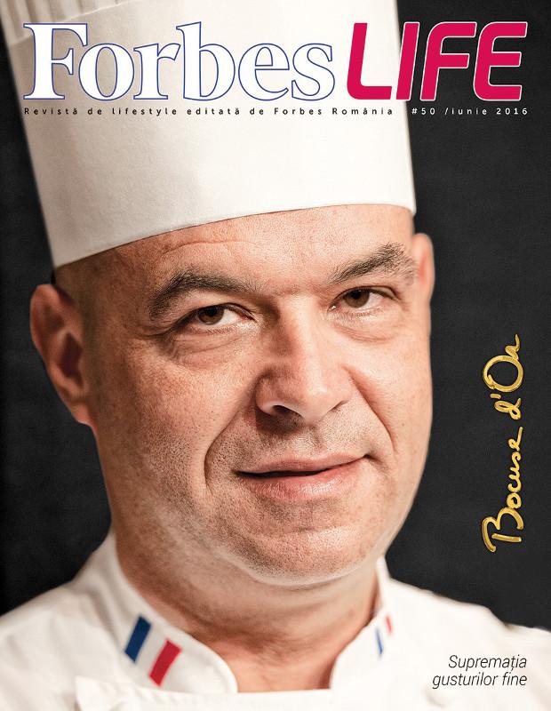 Forbes Life Romania ~~ Suprematia gusturilor fine ~~ Iunie 2016
