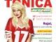 TONICA ~~ Coperta: Delia ~~ Iunie-Iulie 2016 ~~ Pret: 7 lei