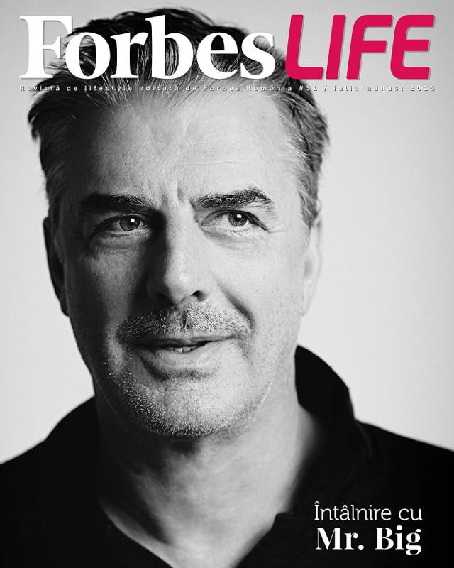 Forbes Life Romania  ~~ Intalnire cu Mr. Big ~~ Iulie - August 2016