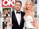 OK! Magazine Romania ~~ Coperta: Lady Gaga ~~ VIP Files: Arnold, Stallone si Van Damme ~~ 4 August 2016 ~~ Pret: 5 lei