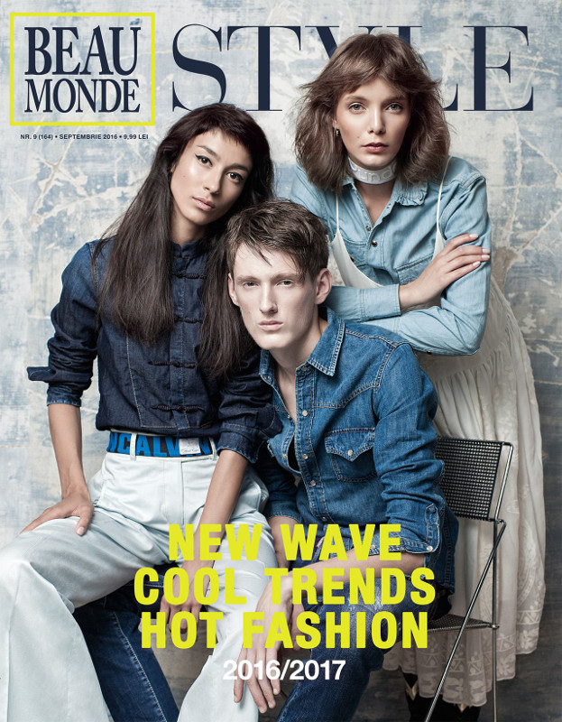Beau Monde Style ~~ New Wave. Cool Trends. Hot Fashion ~~ Septembrie 2016