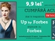 Pachet UP by Forbes si ultima editie Forbes Romania ~~ Pret: 10 lei ~~ 22 August - 4 Septembrie 2016