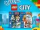 Colectia de carti LEGO CITY ~~ Septembrie 2016 ~~ Pret: 27 lei/carte
