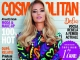Cosmopolitan Romania ~~ Coperta: Delia ~~ Numar aniversar 17 ani ~~ Octombrie 2016