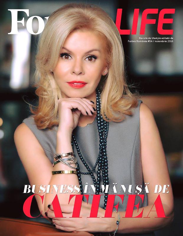 Foerbes Life Romania ~~ Business in manusa de catifea ~~ Noiembrie 2016