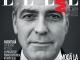 ELLE MAN Romania ~~ Coperta: George Clooney ~~ Noiembrie 2016