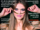 Psychologies Magazine Romania ~~ Coperta: Flavia Hojda ~~ Februarie 2017