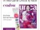 Promo pentru editia de Februarie 2017 a revistei UNICA ~~ Coperta: Alina Eremia ~~ Pret pachet: 11 lei