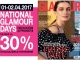 National Glamour Days ~~ 1-2 Aprilie 2017