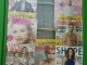 Reviste glossy romanesti expuse la vanzare la un chiosc de presa, editii de Aprilie 2017
