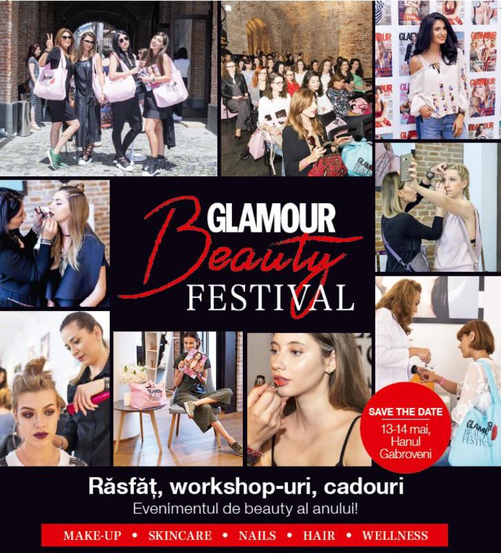 Glamour Beauty Festival ~~ 13-14 Mai 2017