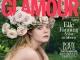 Glamour Magazine Romania ~~ Coperta: Elle Fanning ~~ Iulie 2017