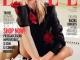 ELLE Magazine Romania ~~ Coperta:  Rachel Roberts ~~ August 2017