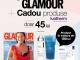 Oferta de abonament pe 6 luni la revista Glamour Romania ~~ Cadou: 3 produse Ivatherm ~~ Pret: 45 lei