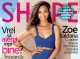 Shape Magazine Romania ~~ Coperta:  Zoe Saldana ~~ Septembrie 2017