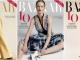 Harpers Bazaar Magazine Romania ~~  Editie aniversara 10 ani ~~ Octombrie 2017
