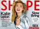 Shape Magazine Romania ~~ Coperta:  Kate Upton ~~ Octombrie 2017