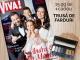 Promo pentru editia Decembrie 2017 a revistei VIVA! si cadoul trusa de farduri ~~ Pret pachet: 16 lei
