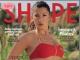 Shape Magazine Romania ~~ Coperta:  Andreea Tina Gheorghiu ~~ Februarie 2018