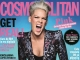 Cosmopolitan Magazine Romania ~~ Coperta: Pink ~~ Martie 2018