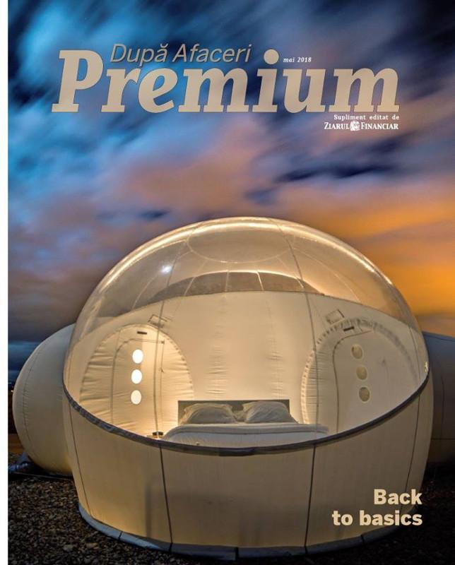 Dupa Afaceri Premium ~~ Back to basics ~~ Mai 2018