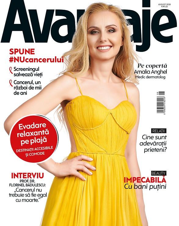 Revista AVANTAJE ~~ August 2018
