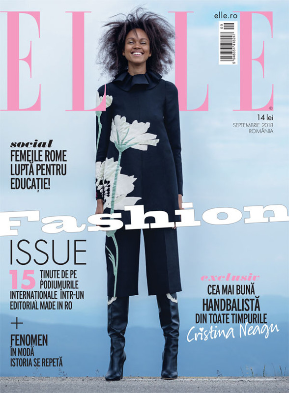 ELLE Magazine Romania ~~ Fashion Issue ~~ Septembrie 2018