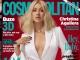 Cosmopolitan Magazine Romania ~~ Coperta Christina Aguilera ~~ Numar aniversar 19 ani ~~ Octombrie 2018