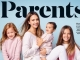 Revista PARENTS ~~ Coperta:  Jessica Aba ~~ Decembrie 2018 ~~ Pret: 15 lei