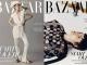 Harpers Bazaar Magazine Romania ~~ Coperta: Taja Feistner ~~ Ianuarie - Februarie 2019