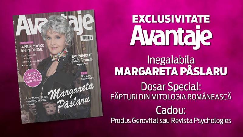 Promo editia de Mai 2019  a revistei Avantaje