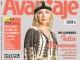 Revista AVANTAJE ~~ Coperta: Iulia Gorneanu ~~ Iunie 2019